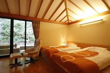 GINSUISO BEKKAN CHORAKU Room