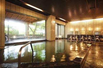 GINSUISO BEKKAN CHORAKU Indoor Spa Tub