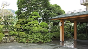 GINSUISO BEKKAN CHORAKU Property Grounds