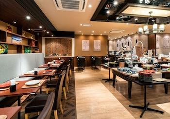 DAIWA ROYNET HOTEL OSAKA KITAHAMA Breakfast Area
