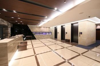 DAIWA ROYNET HOTEL OSAKA KITAHAMA Lobby