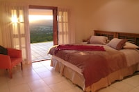 Deluxe Double or Twin Room, 1 King Bed, Valley View, Mountainside