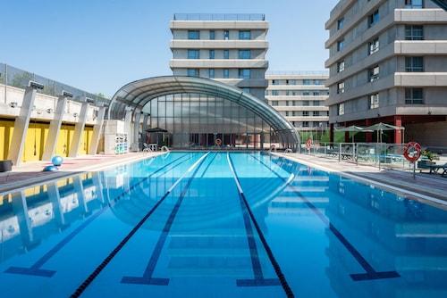 . Tryp Madrid Airport Suites