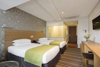 デラックス ツインルーム (with Extra Bed)