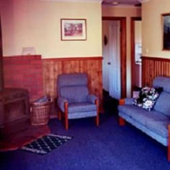 Lake Yalleena Cabins - Living Area  - #0
