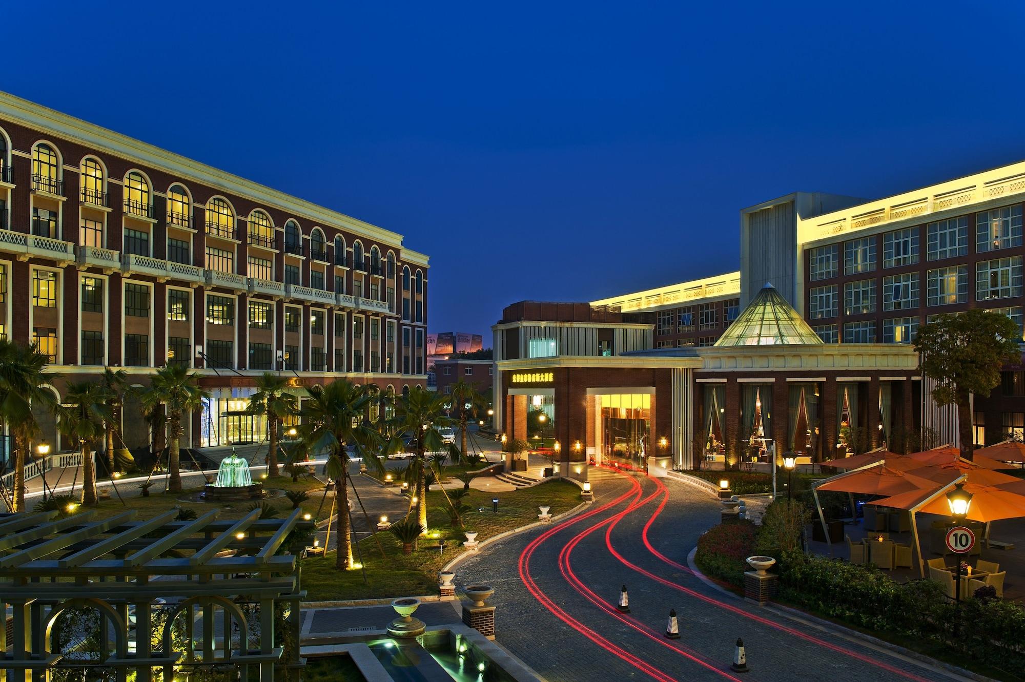 Royal Grace Hotel, Wuhan