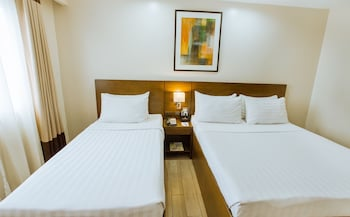 Golden Prince Hotel Cebu Room
