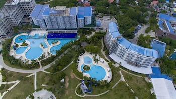 Best Western Sand Bar Resort Cebu Aerial View