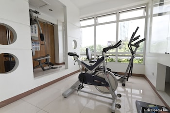 Wellcome Hotel Cebu Gym
