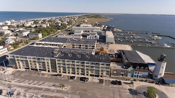 Aerial View at Hyatt Place Dewey Beach in Dewey Beach