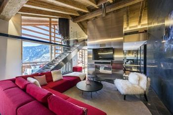 Suite, 2 Bedrooms, Non Smoking, Valley View (WOW, Best Valley View, Top Floor)