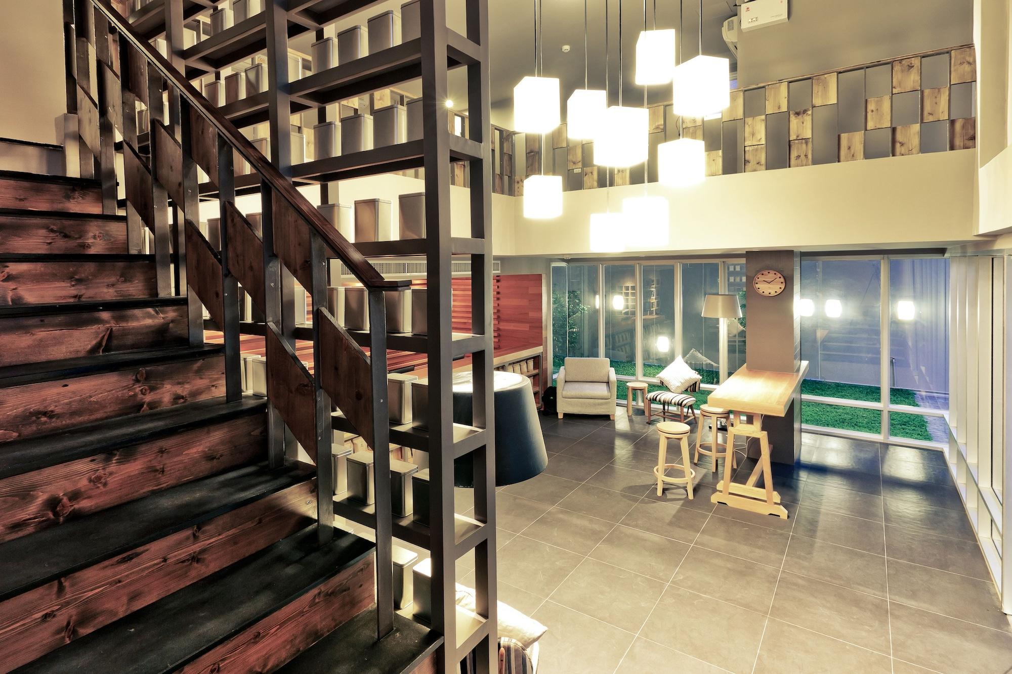 Lemontea Hotel, Ratchathewi