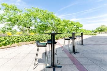 Hotel Campus - Outdoor Dining  - #0