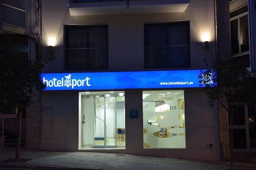 . Hotel del Port