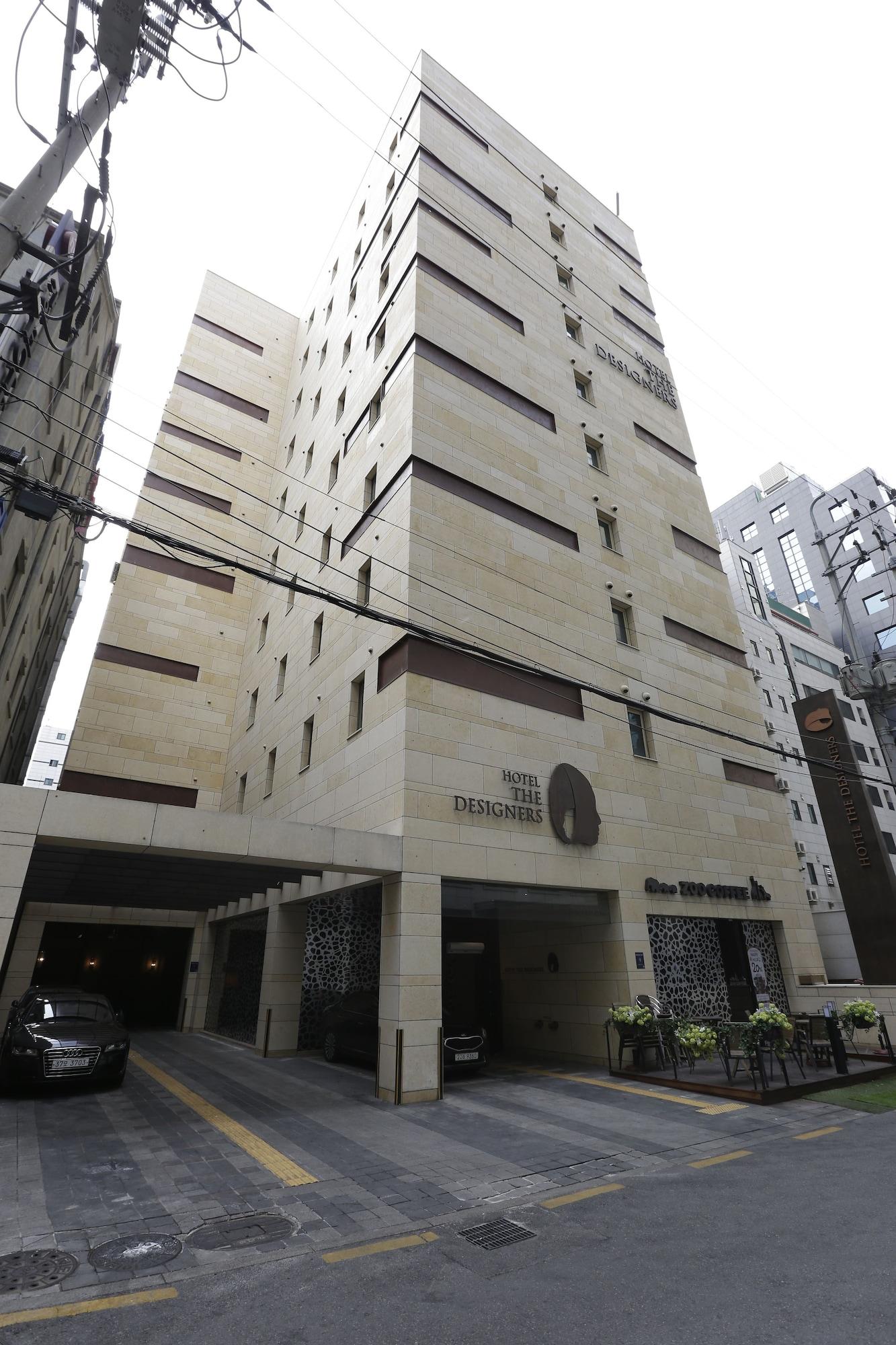 Hotel The Designers Samseong, Gangnam