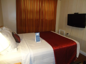 Deluxe Room, 1 Queen Bed with Spa