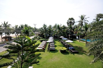 Dolphin Bay Resort - Aerial View  - #0