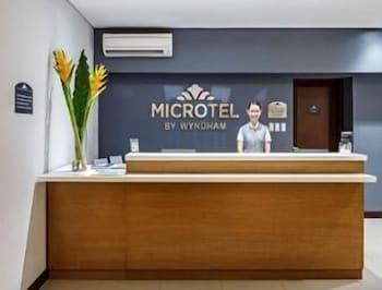 Microtel Acropolis Lobby