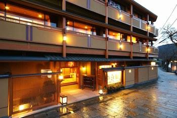 京都 嵐山 温泉旅館 花筏