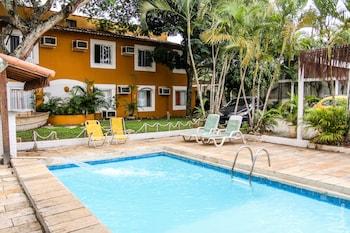布希奥斯科利納斯家庭旅館 Buzios Colinas Homestay