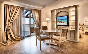Elite Room, 1 King Bed, Private Pool, Sea View