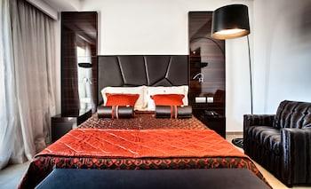 Senior Suite, 1 King Bed