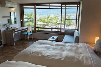HOTEL MIYAJIMA VILLA View from Room