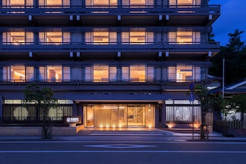 HOTEL MIYAJIMA VILLA Front of Property - Evening/Night