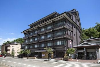 HOTEL MIYAJIMA VILLA Front of Property