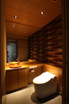 ISHIBEKOJI RYUGIN Bathroom