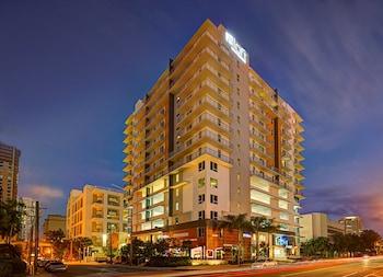 Hotel - Aloft Miami - Brickell