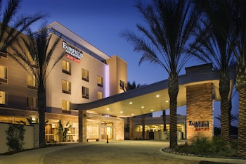 Hotel - Fairfield Inn & Suites Tustin Orange County