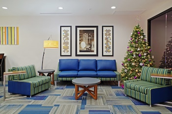 Lobby Sitting Area at Holiday Inn Express Hotel & Suites Phoenix North Scottsdale in Phoenix