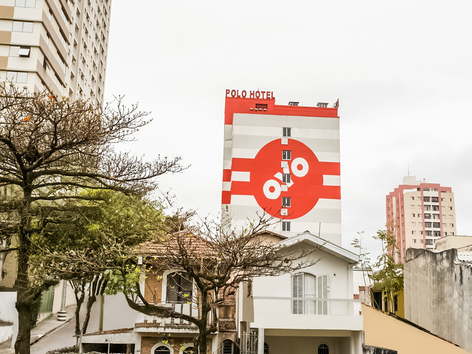OYO Polo Hotel, São José dos Campos