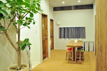 AKICAFE INN GUESTHOUSE Living Area