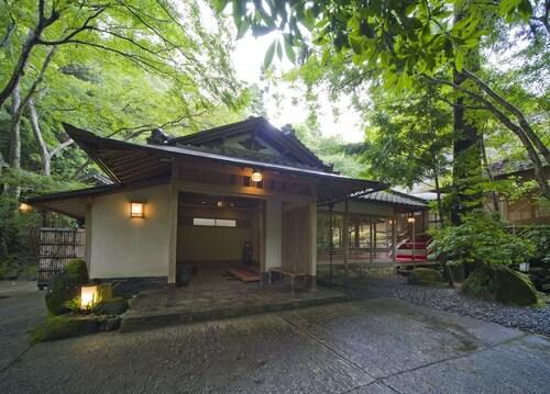 Tsukihitei Ryokan, Nara