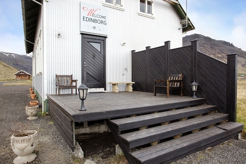 Welcome Guesthouse Edinborg, Austur-Eyjafjallahreppur