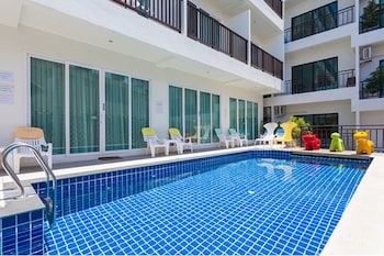 Hotel - The Frutta Boutique Patong Beach