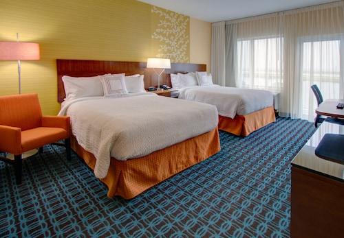 Fairfield Inn & Suites by Marriott Chincoteague Island Waterfront, Accomack