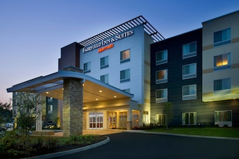 Hotel - Fairfield Inn & Suites Knoxville West