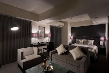 ROPPONGI HOTEL S Living Area