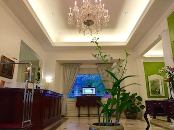 Orchid Garden Suites Manila Reception