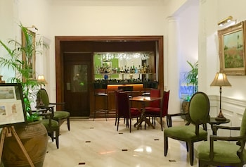 Orchid Garden Suites Manila Lobby