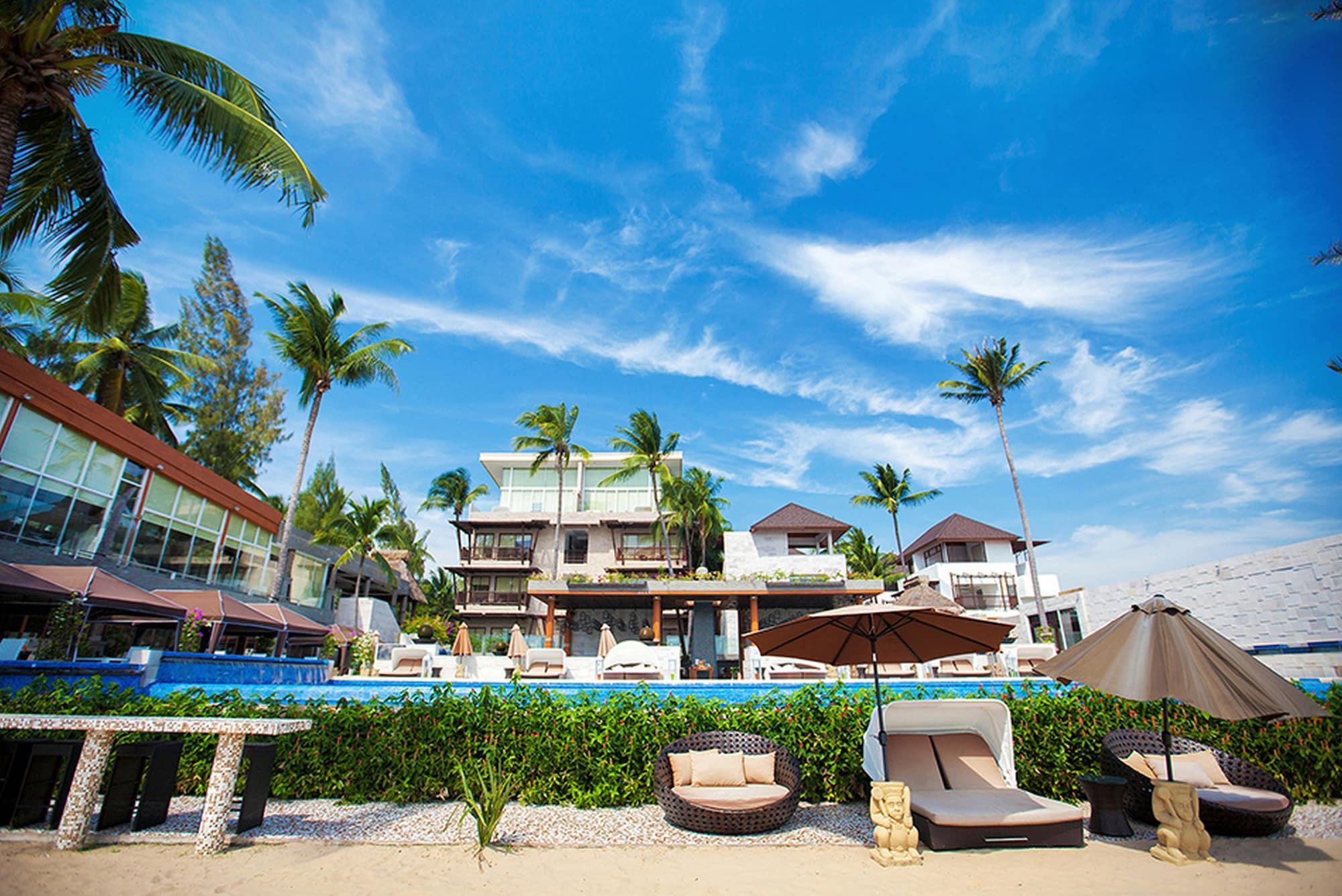 Dhevan Dara Beach Villa, Muang Prachuap Khiri Khan