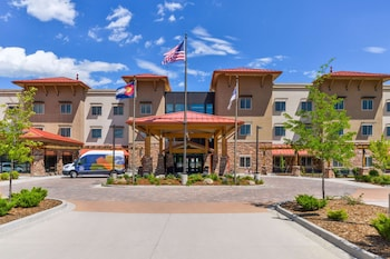北波德歡朋套房飯店 Hampton Inn & Suites Boulder-North
