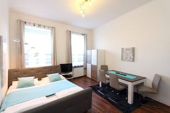 CheckVienna – Apartment Roßauer Lände