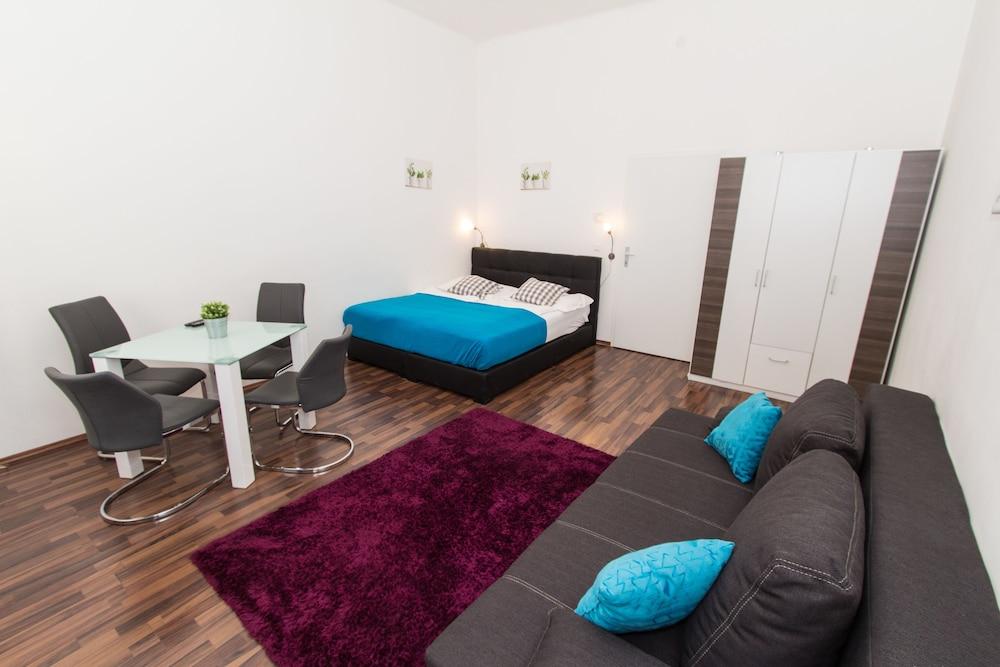CheckVienna – Apartment Roßauer Lände