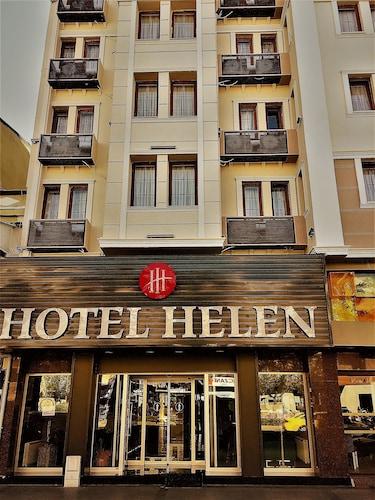 Hotel Helen, Merkez