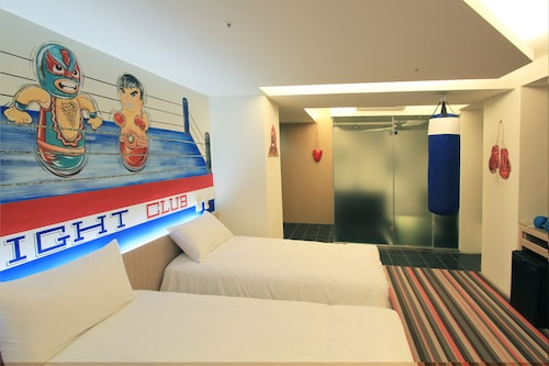 Morwing Hotel, New Taipei City