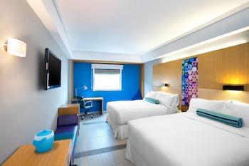 aloft, Room, 2 Queen Beds, Ocean View